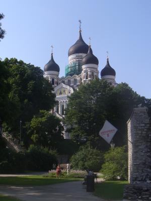 Estland, Kathedrale, Tallinn