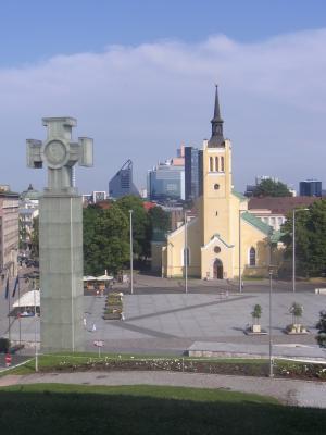 Estland, Kirche, Tallinn