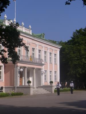 Estland, Palais, Tallinn