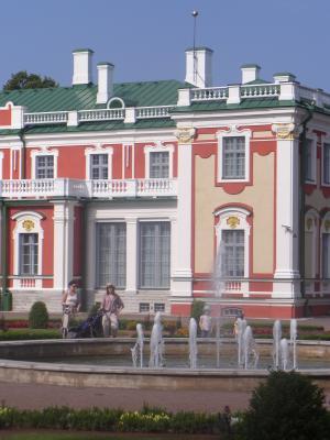 Estland, Schloss, Tallinn