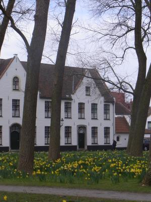 Beginenhof, Belgien, Brügge