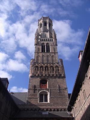 Belfried, Belgien, Brügge