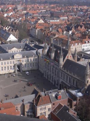 Ausblick, Belgien, Brügge