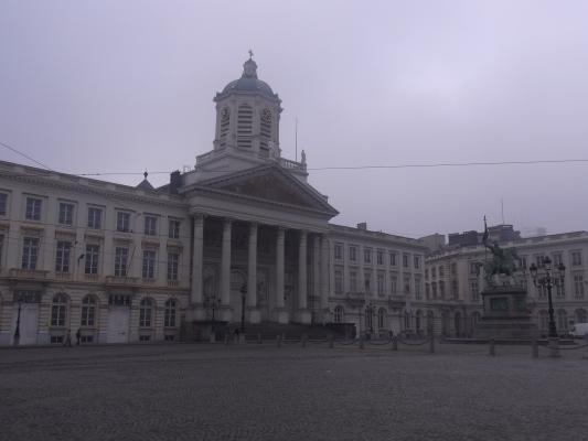 Belgien, Brüssel, Palais
