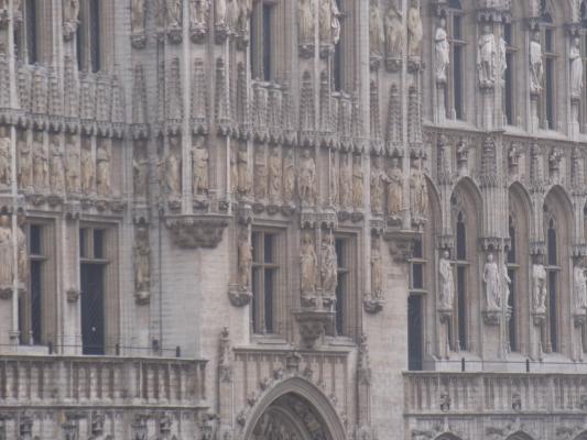 Belgien, Brüssel, Rathaus