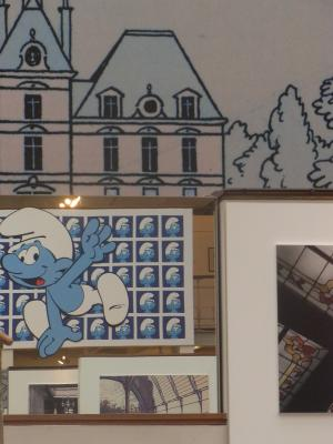 Belgien, Brüssel, Museum