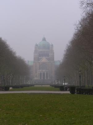 Basilique, Belgien, Brüssel