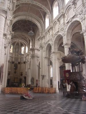 Beginenhof, Belgien, Brüssel, Kirche