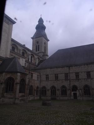 Belgien, Gent, Kloster