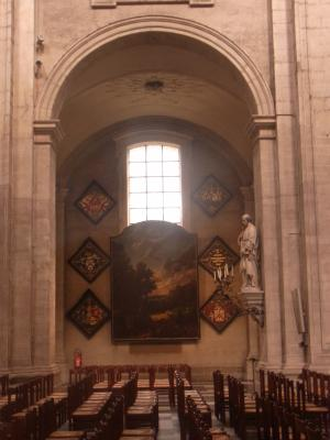 Belgien, Gent, Kirche