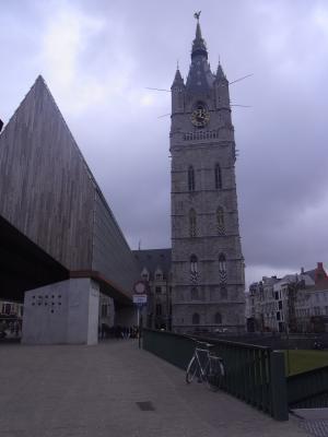 Belfried, Belgien, Gent