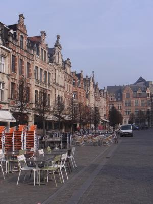 Belgien, Leuven