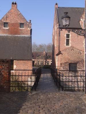 Beginenhof, Belgien, Leuven