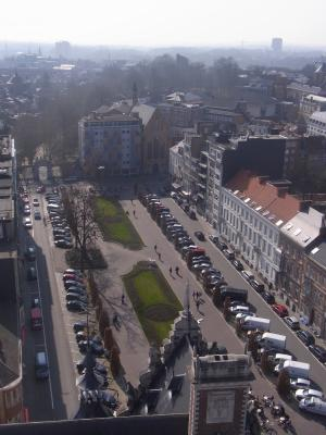 Ausblick, Belgien, Leuven