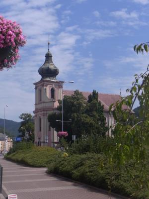 Decin, Kirche, Tschechien