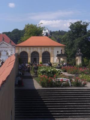 Decin, Schloss, Tschechien