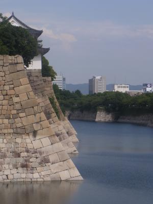 Burg, Japan, Osaka