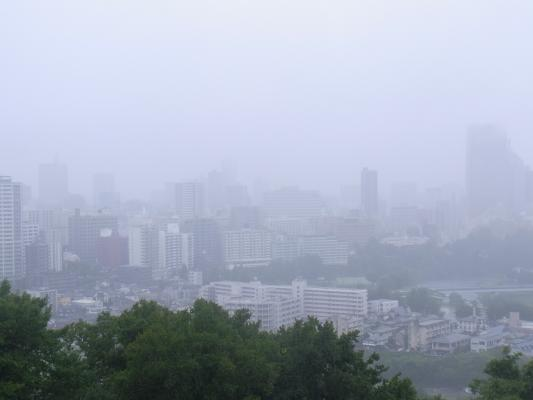 Ausblick, Japan, Sendai
