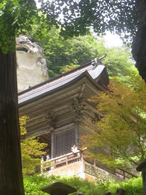 Japan, Tempel, Yamadera