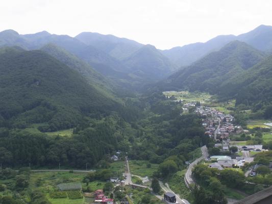 Ausblick, Japan, Yamadera