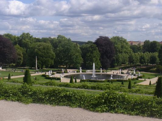 Deutschland, Park, Potsdam, Schloss