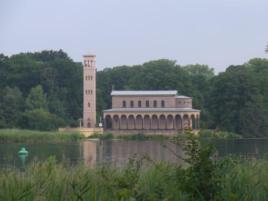 Deutschland, Kirche, Potsdam, Sacrow
