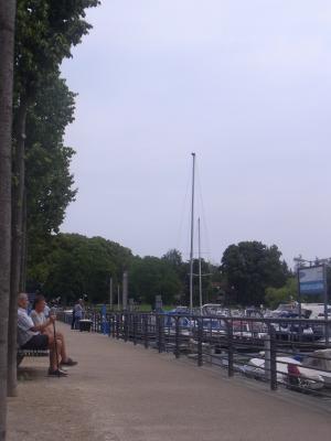 Deutschland, Havel-Radweg, Potsdam