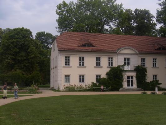 Deutschland, Potsdam, Sacrow, Schloss