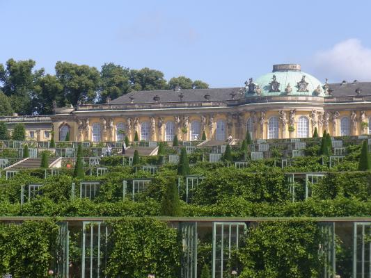 Deutschland, Potsdam, Schloss