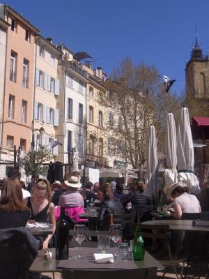 Aix-en-Provence, Frankreich, Provence