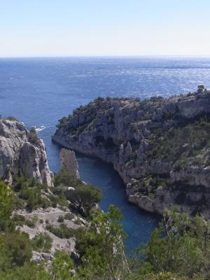 Calanques, Frankreich, Provence