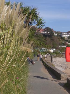 Großbritannien, Langland Bay, Wales, Wales Coast Path
