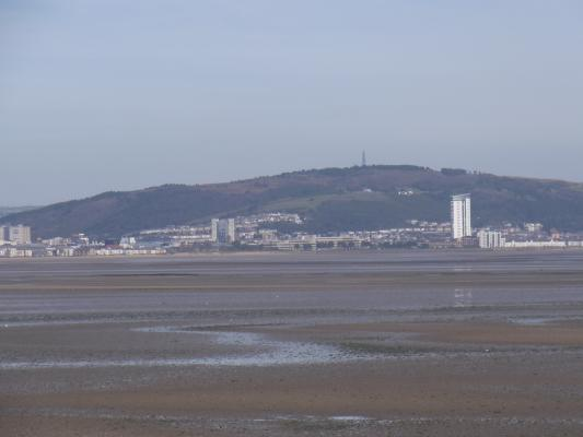Großbritannien, Mumbles, Swansea, Wales