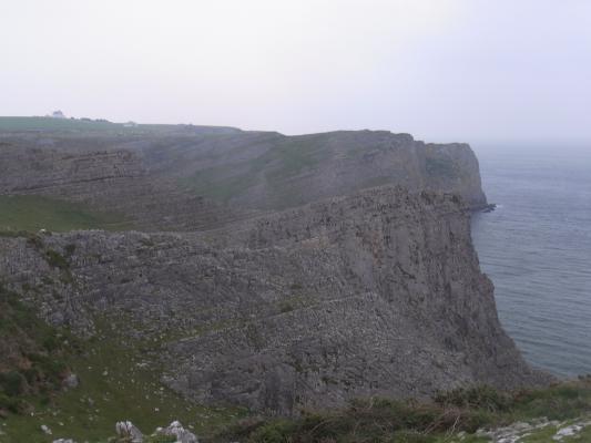 Großbritannien, Rhossili, Wales, Wales Coast Path