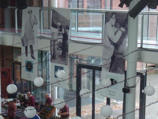 Großbritannien, Museum, Swansea, Wales