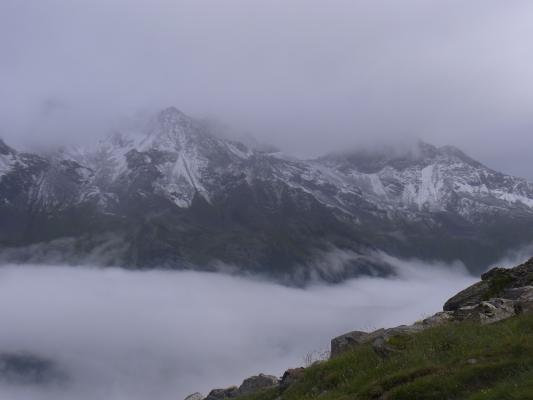 Alpen, Dresdner Hütte - Sulzenau-Hütte, Stubai-Tal, Österreich