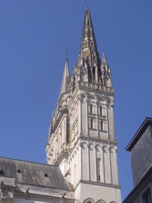 Angers, Frankreich, Kathedrale