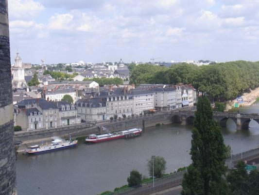 Angers, Frankreich