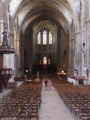 Bordeaux, Frankreich, Kathedrale