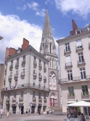 Basilique, Frankreich, Nantes