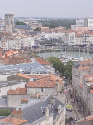 Ausblick, Frankreich, La Rochelle