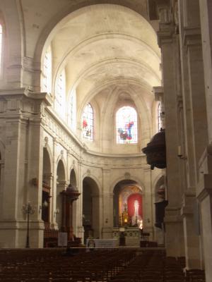Frankreich, Kathedrale, La Rochelle