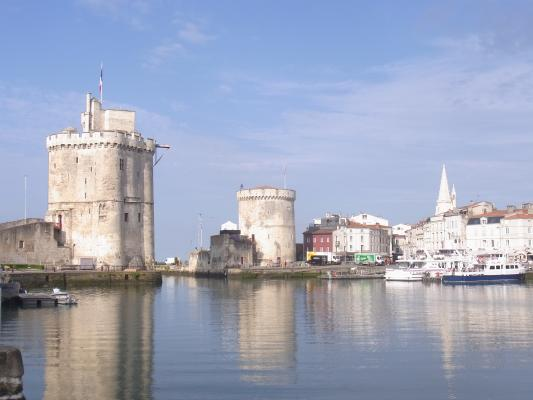 Frankreich, La Rochelle, Turm
