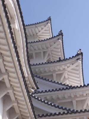 Japan, Himeji, Schloss