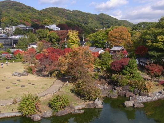 Burg, Ikeda, Japan, Osaka, Park