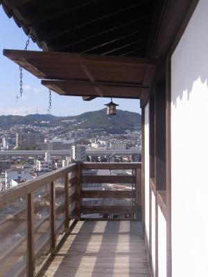 Burg, Ikeda, Japan, Osaka