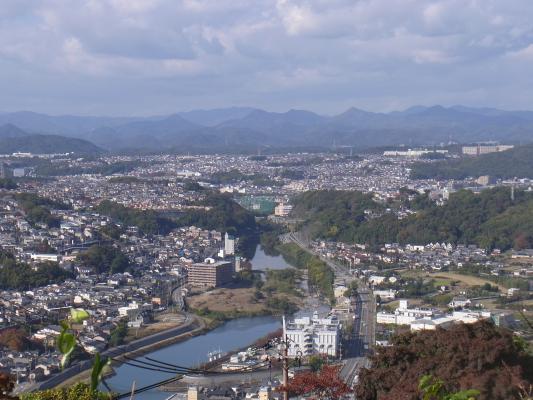 Ausblick, Ikeda, Japan, Osaka