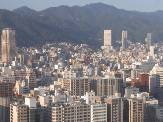 Japan, Kobe, Ausblick