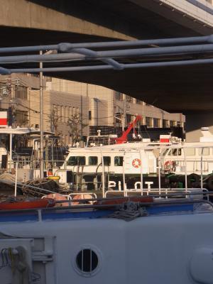 Japan, Kobe, Hafen