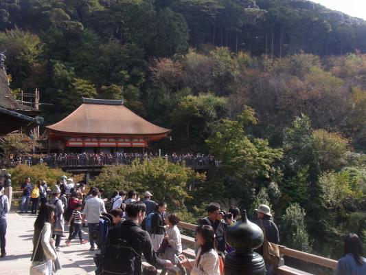 Japan, Kyoto, Kiyomizu-dera